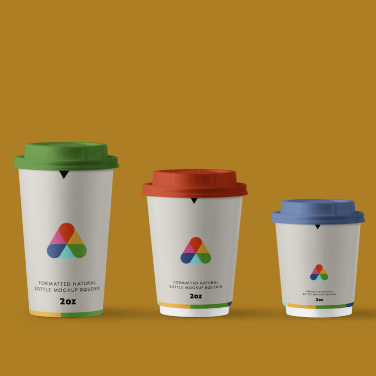 Coffee Cup Mockup Collection (3)