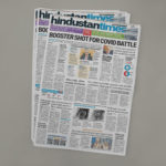 News Paper Mockup Collection