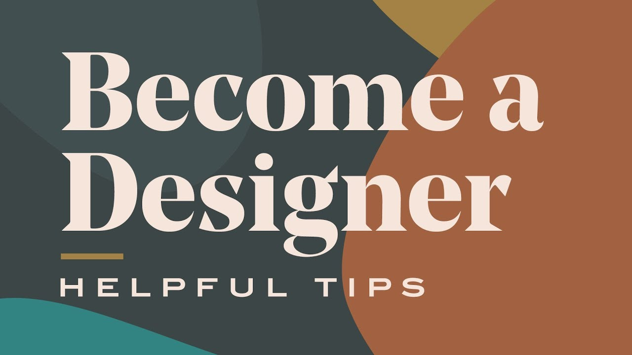 10+ Tips Become a Successful Graphic Designer