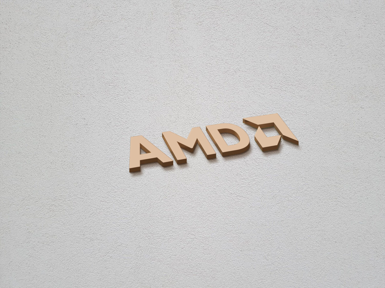 Download AMD PSD Mockup