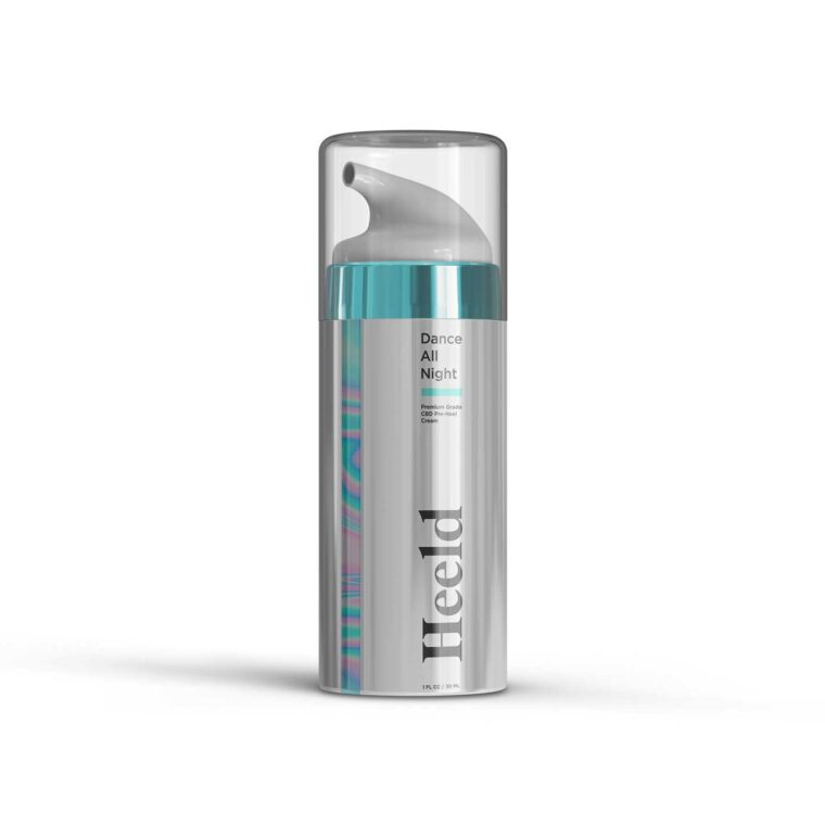 Beauty Skin Care Bottle Mockup