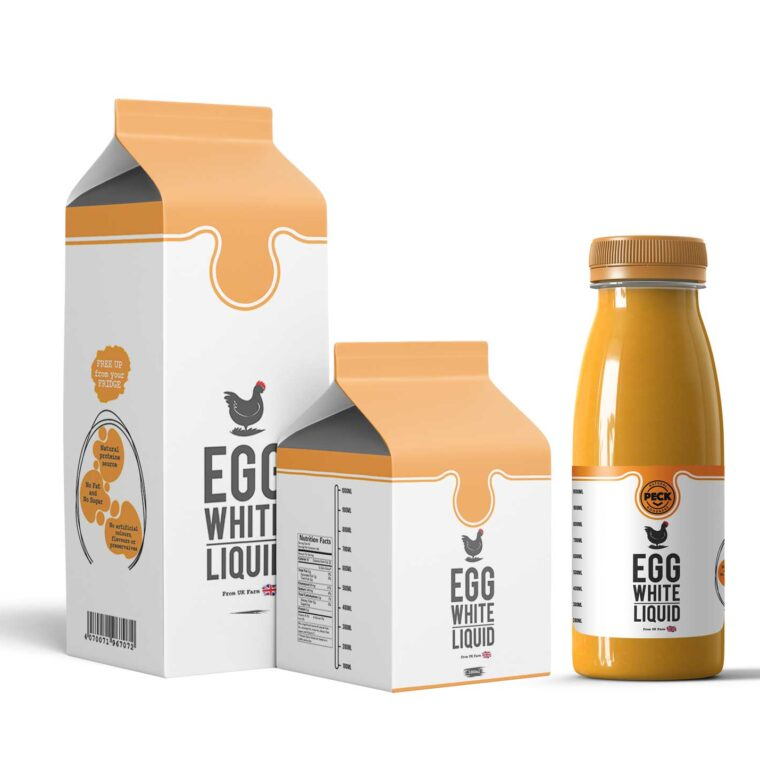 Liquid Packaging Combo Mockup