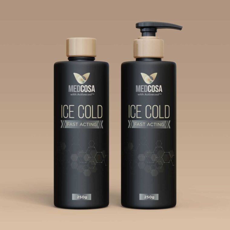 Keratin Shampoo Conditioner Bottle Mockup