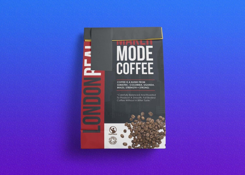 New Coffee Packaging Mockups