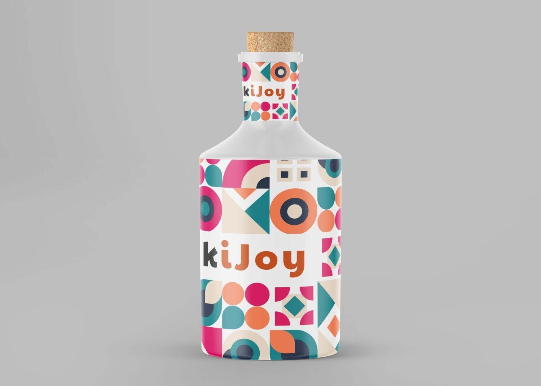 Kinjoy Branding Mockup